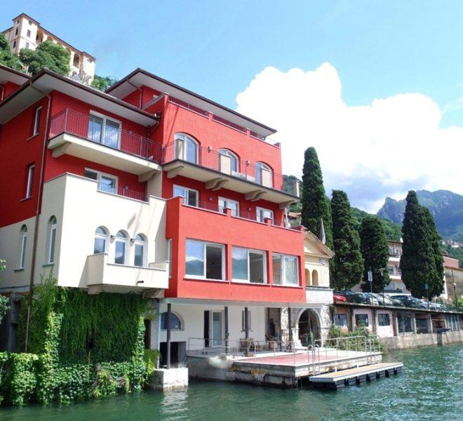 Lago di Lugano appartamenti vendita valsolda