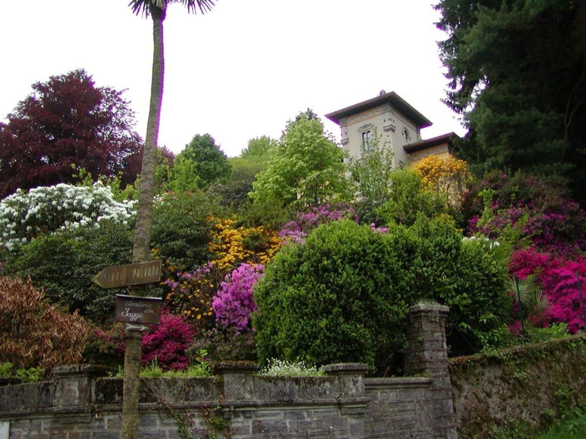 Villa d' epoca a Stresa - Lago Maggiore