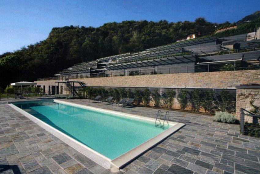 Menaggio appartamento vendita in residence con piscina (13)