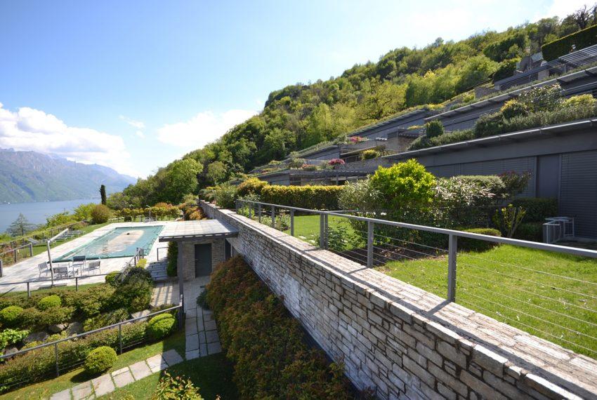 Menaggio appartamento vendita in residence con piscina (15)