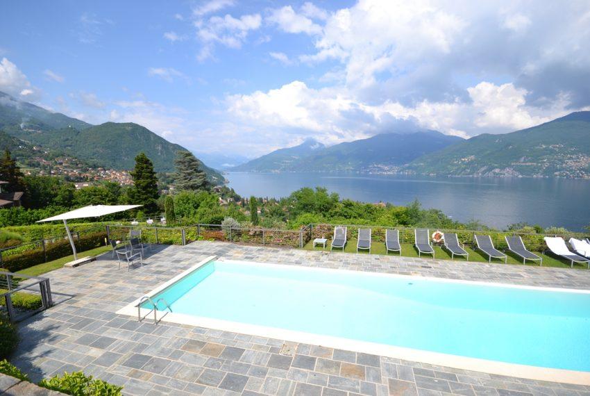 Menaggio appartamento vendita in residence con piscina (9)