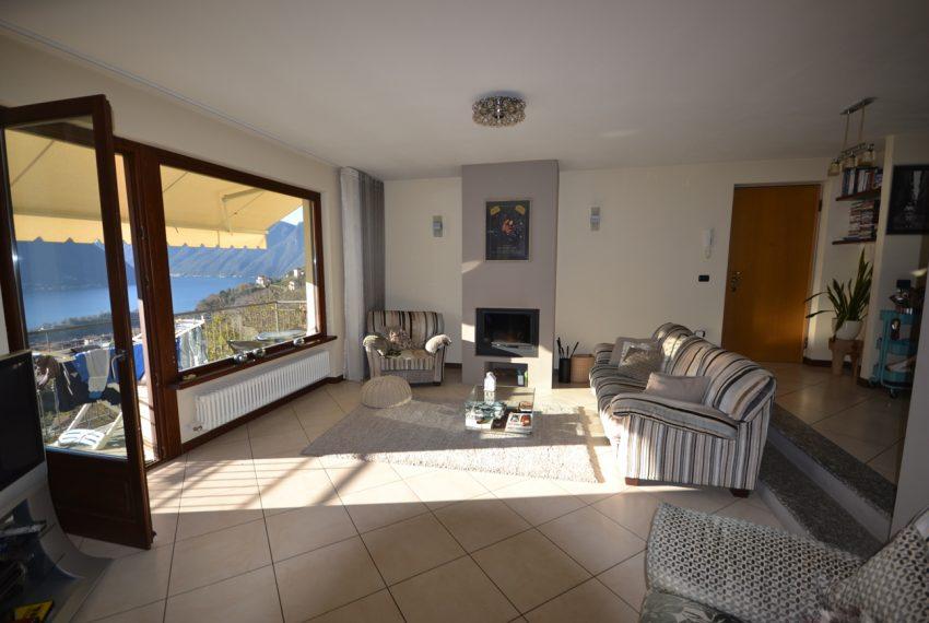 Lago di Como ampio appartamento (10)