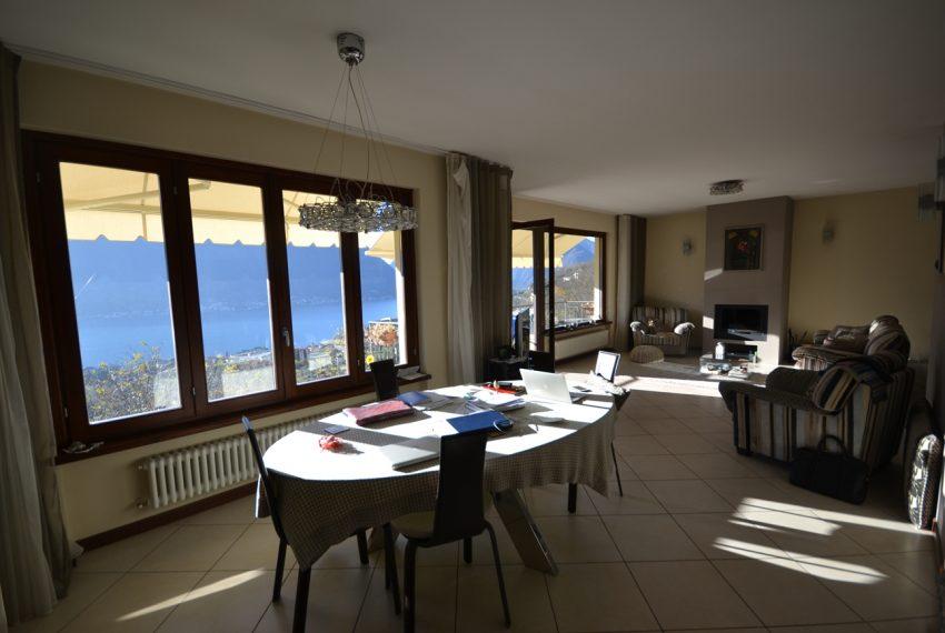 Lago di Como ampio appartamento (12)