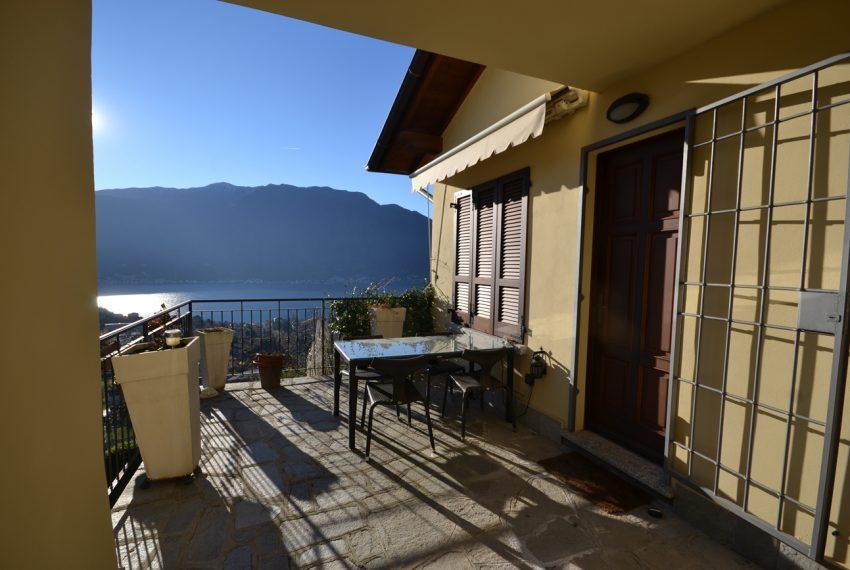 Lago di Como ampio appartamento (13)