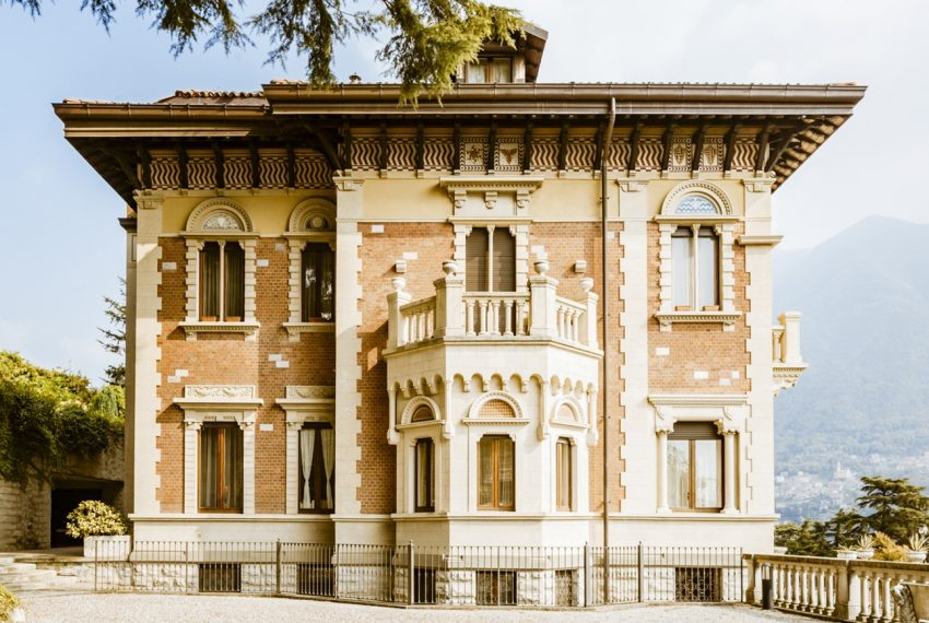 Lago di Como - appartamento di lusso in villa (1)