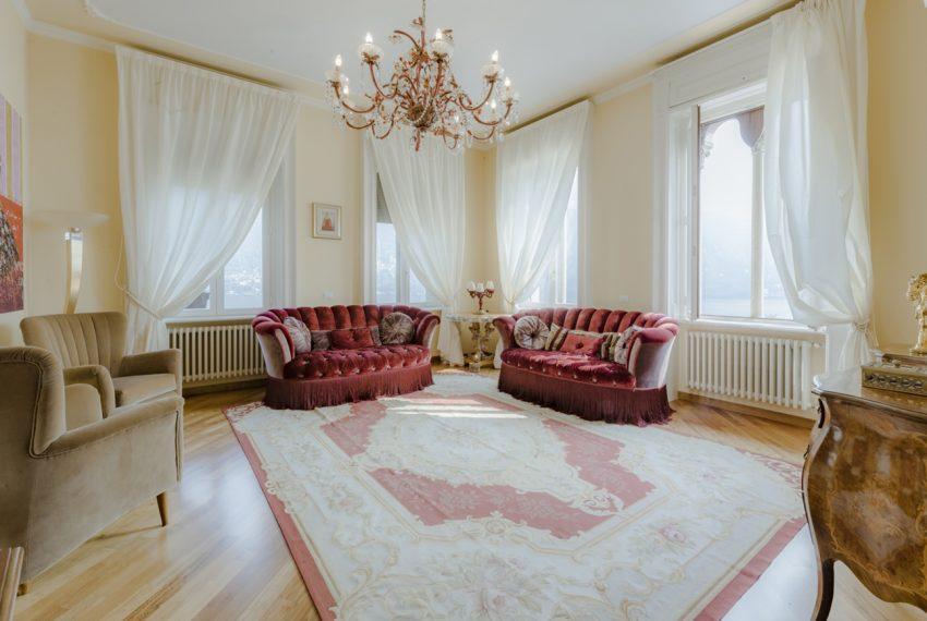 Lago di Como - appartamento di lusso in villa (10)