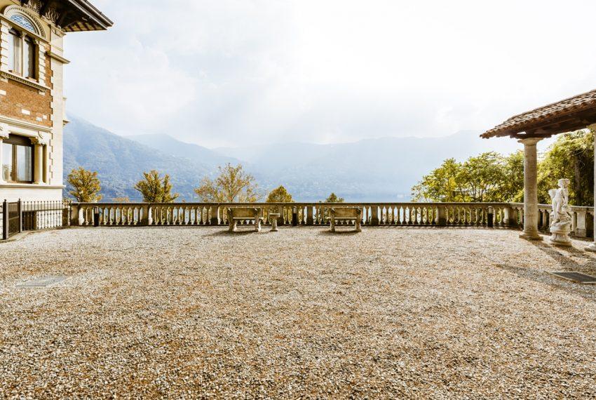 Lago di Como - appartamento di lusso in villa (16)