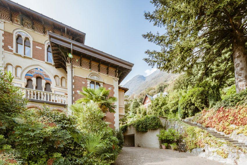 Lago di Como - appartamento di lusso in villa (17)