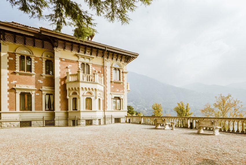 Lago di Como - appartamento di lusso in villa (2)