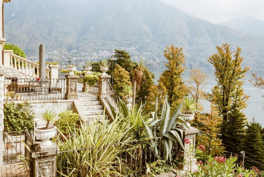 Lago di Como - appartamento di lusso in villa (20)