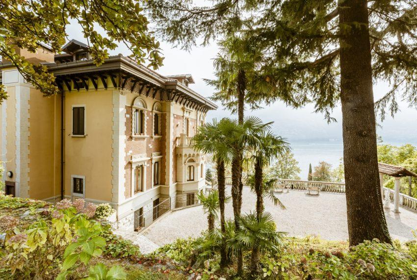 Lago di Como - appartamento di lusso in villa (4)