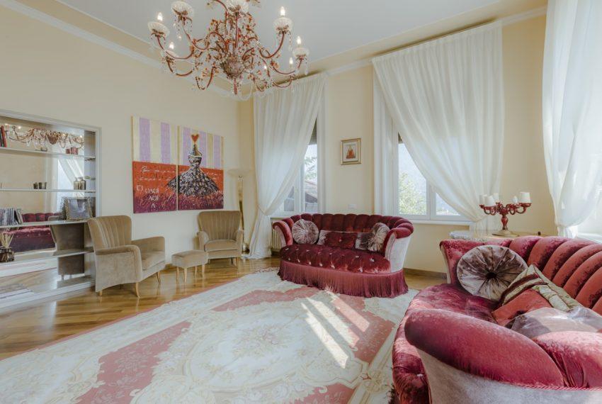 Lago di Como - appartamento di lusso in villa (7)