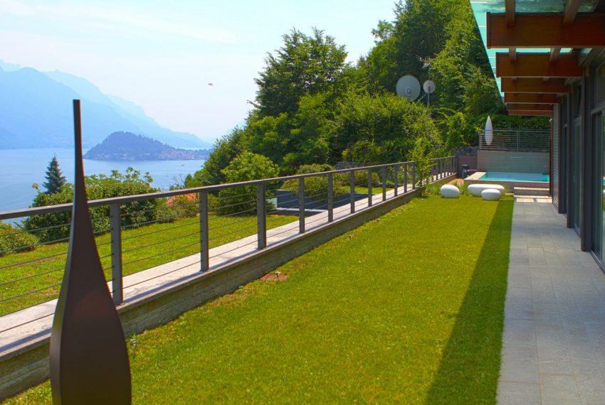 Menaggio moderna villa vendita sul Lago di Como (11)