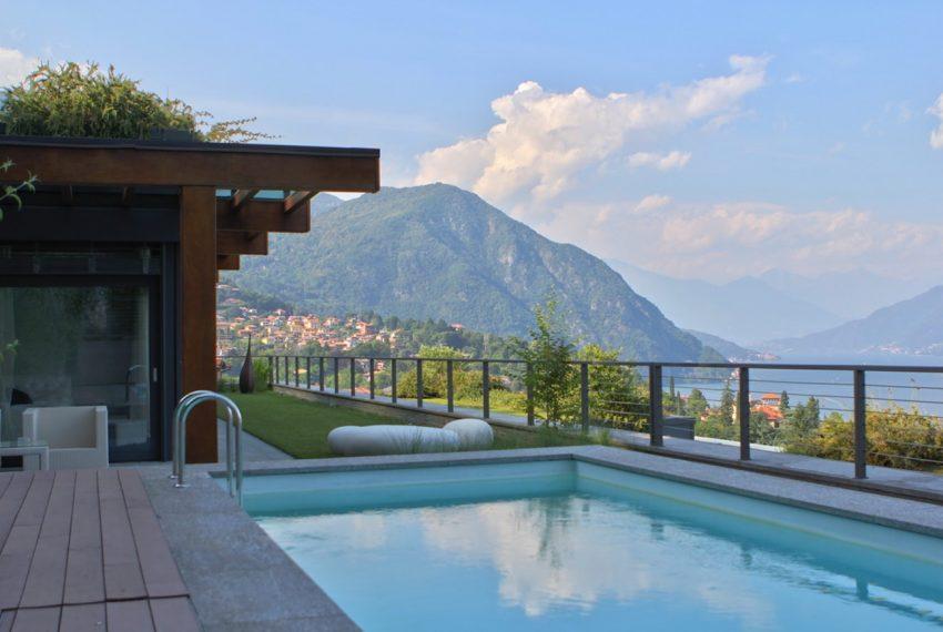 Menaggio moderna villa vendita sul Lago di Como (12)