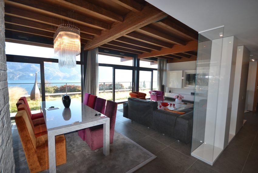 Menaggio moderna villa vendita sul Lago di Como (2)