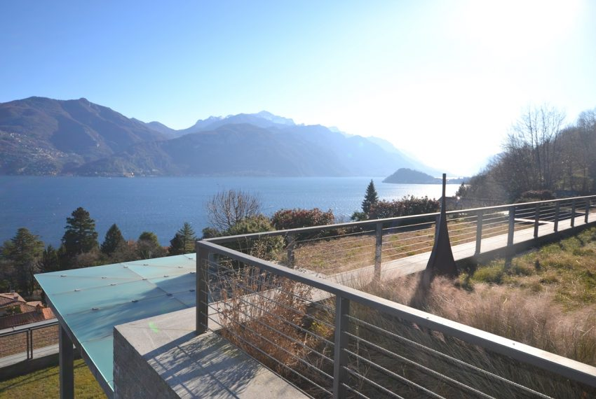 Menaggio moderna villa vendita sul Lago di Como (9)