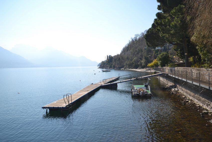 Lago di Como Cremia appartamento direttamente a lago (10)