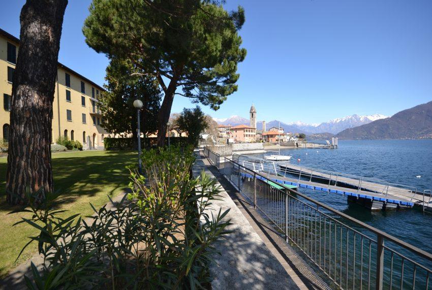 Lago di Como Cremia appartamento direttamente a lago (13)
