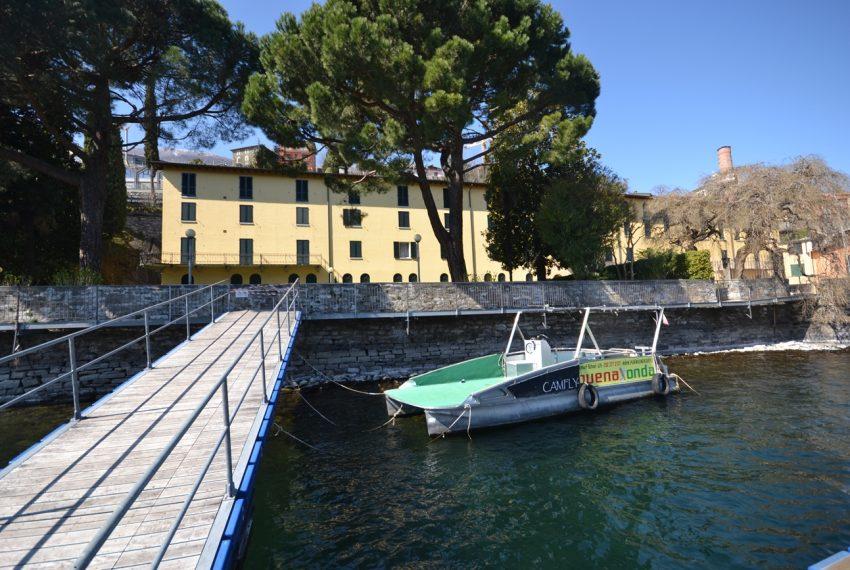 Lago di Como Cremia appartamento direttamente a lago (16)