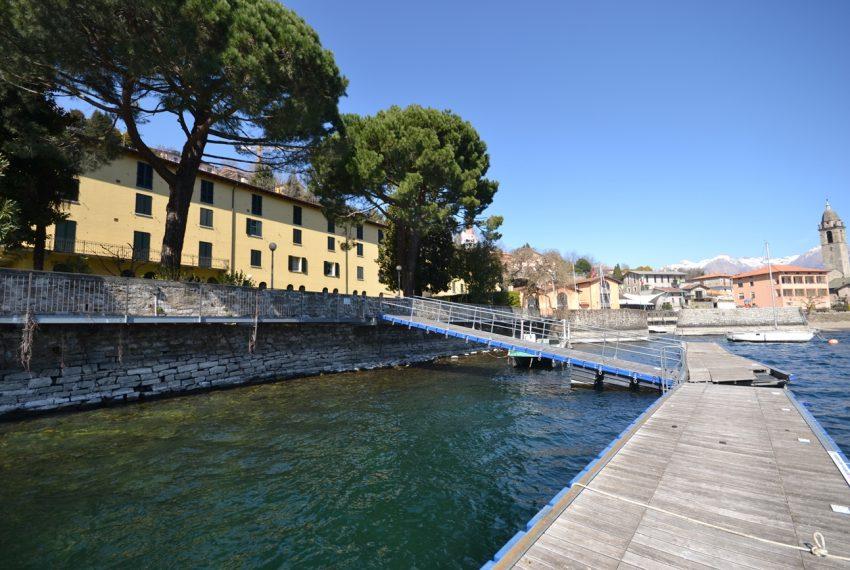 Lago di Como Cremia appartamento direttamente a lago (17)