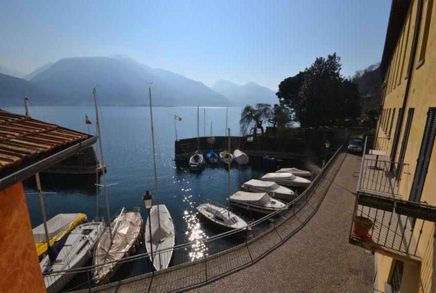 Lago di Como Cremia appartamento direttamente a lago (2)