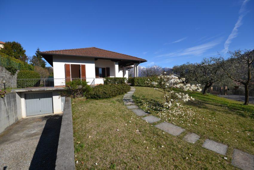 Lago di Como vendesi a Tremezzo vilal indipendente con giardino (4)