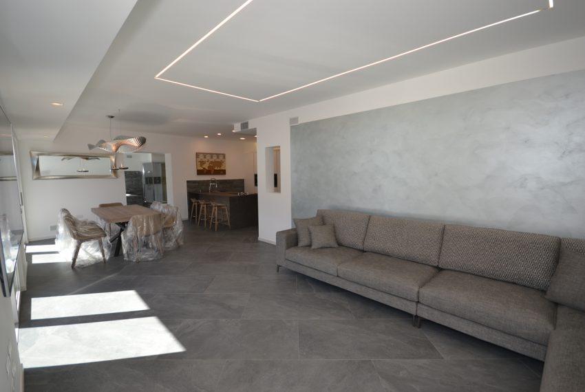 Lago di Lugano Porlezza appartamento a lago in vendita con attracco barca (14)