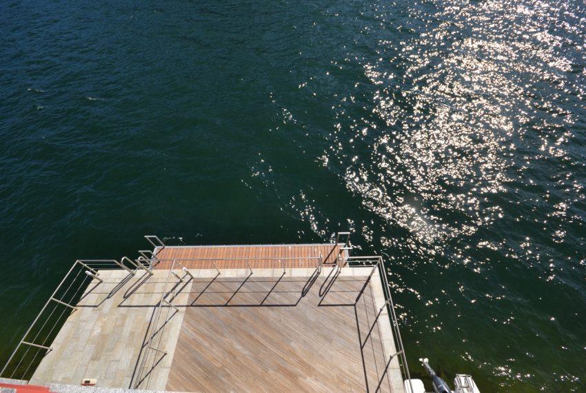 Lago di Lugano Porlezza appartamento a lago in vendita con attracco barca (16)