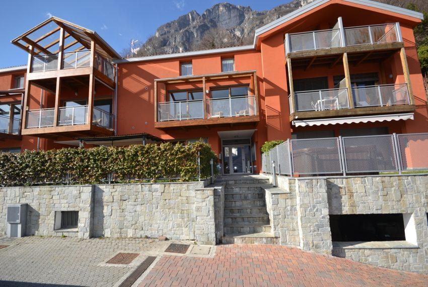 Porlezza appartamento Lago di Lugano, con giardino e vista (10)