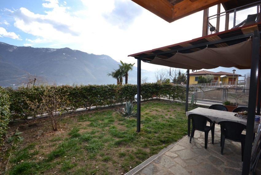 Porlezza appartamento Lago di Lugano, con giardino e vista (5)