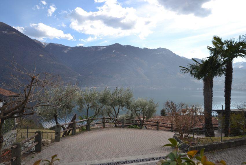 Porlezza appartamento Lago di Lugano, con giardino e vista (6)