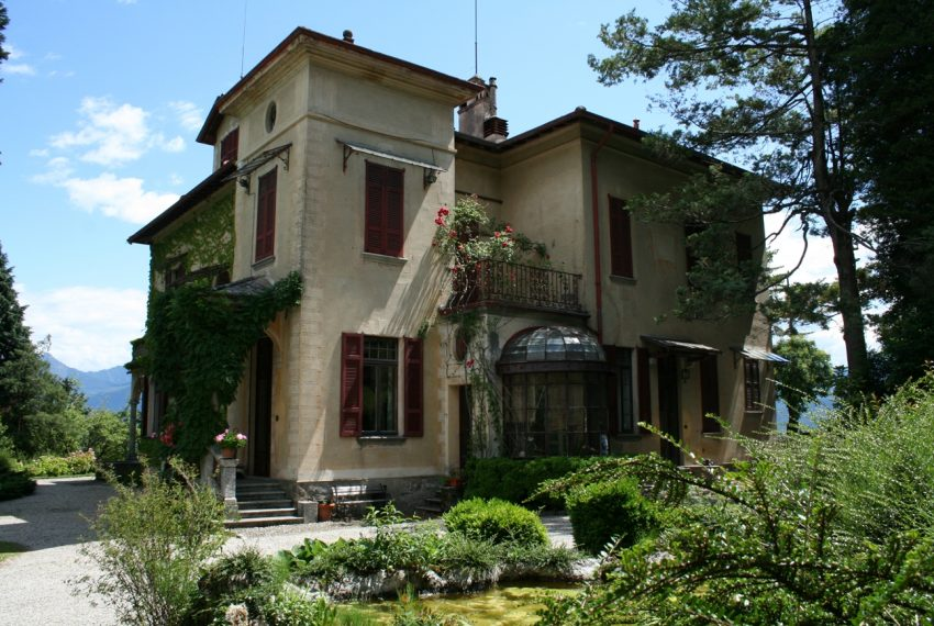 menaggio villa d'epoca vendesi lago di Como (12)