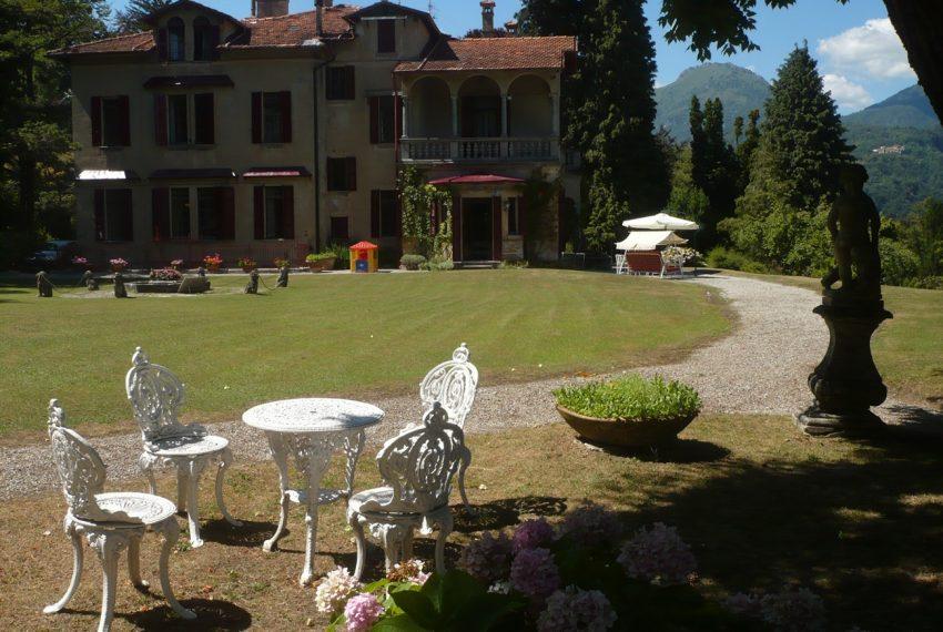 menaggio villa d'epoca vendesi lago di Como (2)