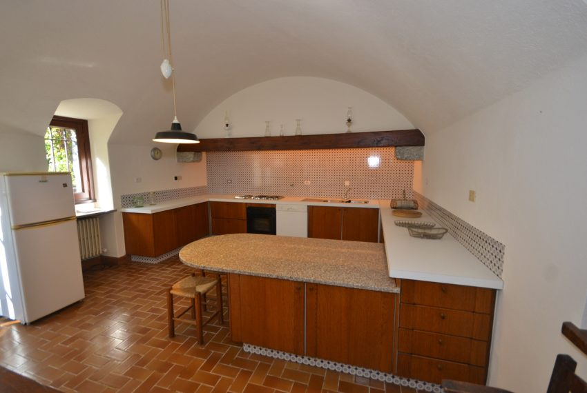 Griante villa vendita con parco - Lago di Como (15)
