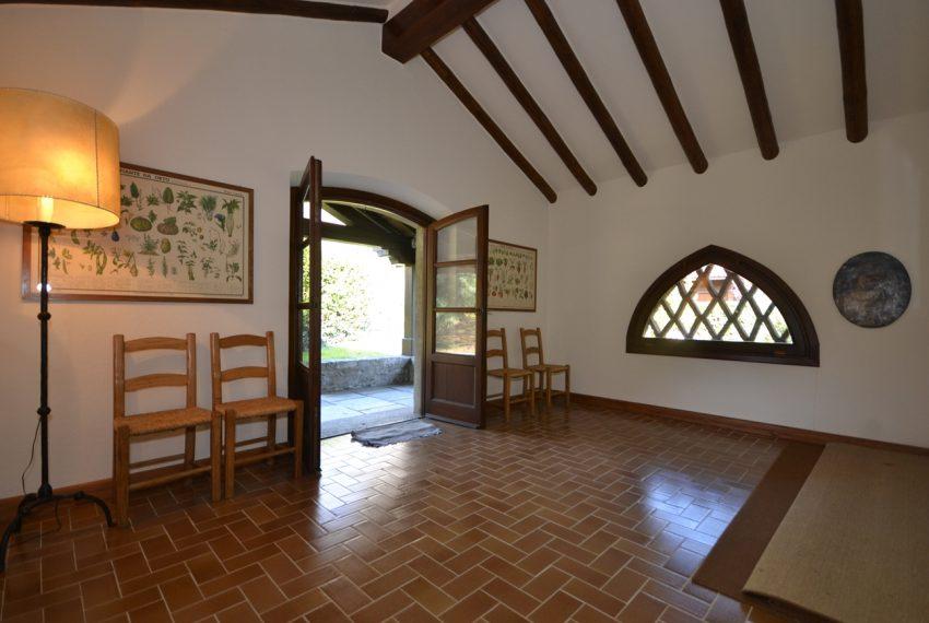 Griante villa vendita con parco - Lago di Como (21)