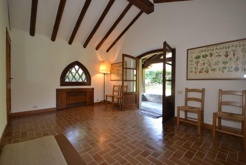 Griante villa vendita con parco - Lago di Como (22)