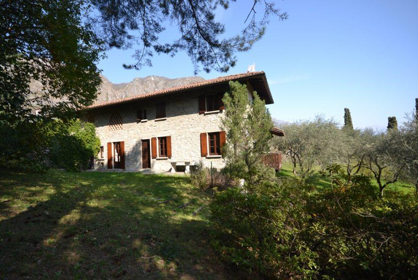 Griante villa vendita con parco - Lago di Como (6)