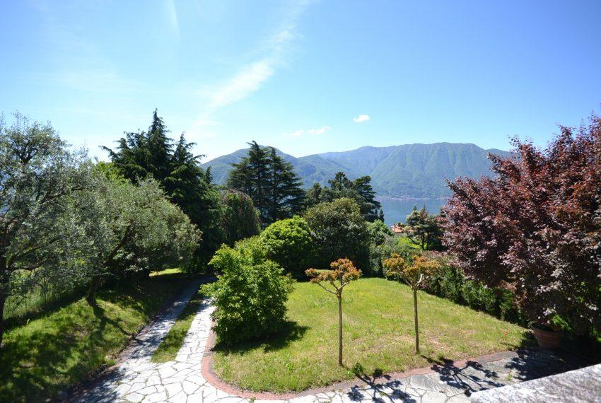 Lago di Como Tremezzo villa in vendita con giardinoe vista (18)