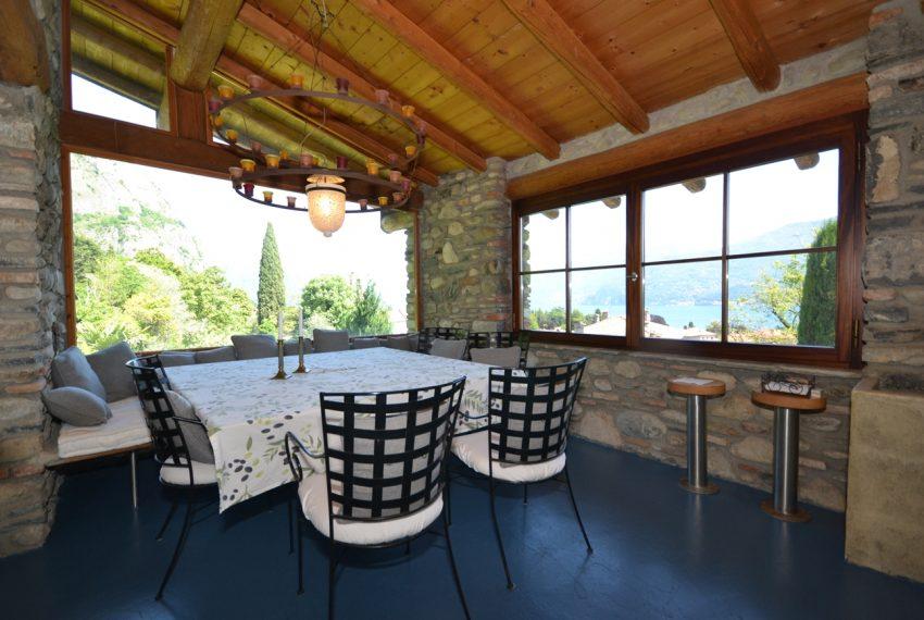 Lago di Como villa in sasso vendita a Griante - vista Bellagio (20)