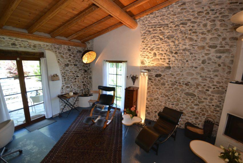 Lago di Como villa in sasso vendita a Griante - vista Bellagio (21)