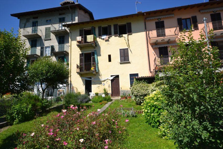 Lago Como Ossuccio - Tremezzina. Casa con giardino a lago in vendita (1)