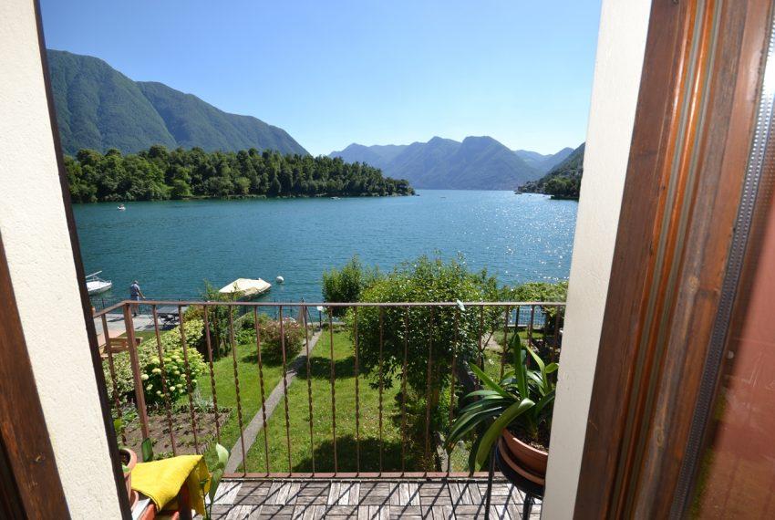Lago Como Ossuccio - Tremezzina. Casa con giardino a lago in vendita (3)