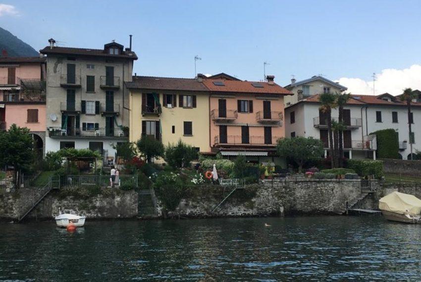 Lago Como Ossuccio - Tremezzina. Casa con giardino a lago in vendita (6)