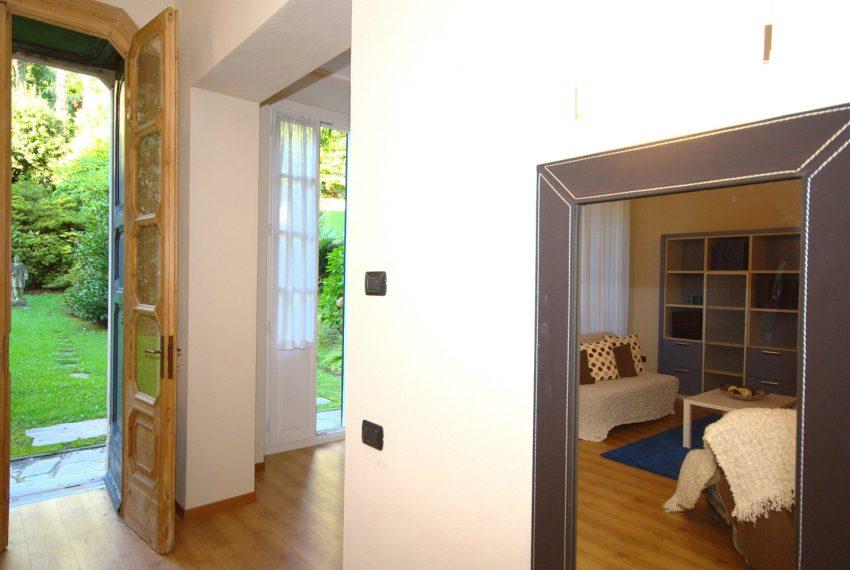 Griante appartamenti in vilal storica fronte lago. Lago di como (5)