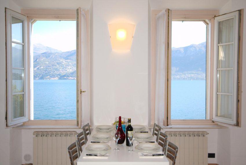 Griante appartamenti in villa storica fronte lago. (6)