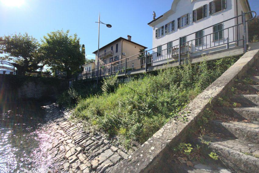 Griante appartamenti in villa storica fronte lago. lago di Como (1)