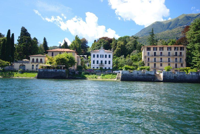 Griante appartamenti in villa storica fronte lago. lago di Como (3)