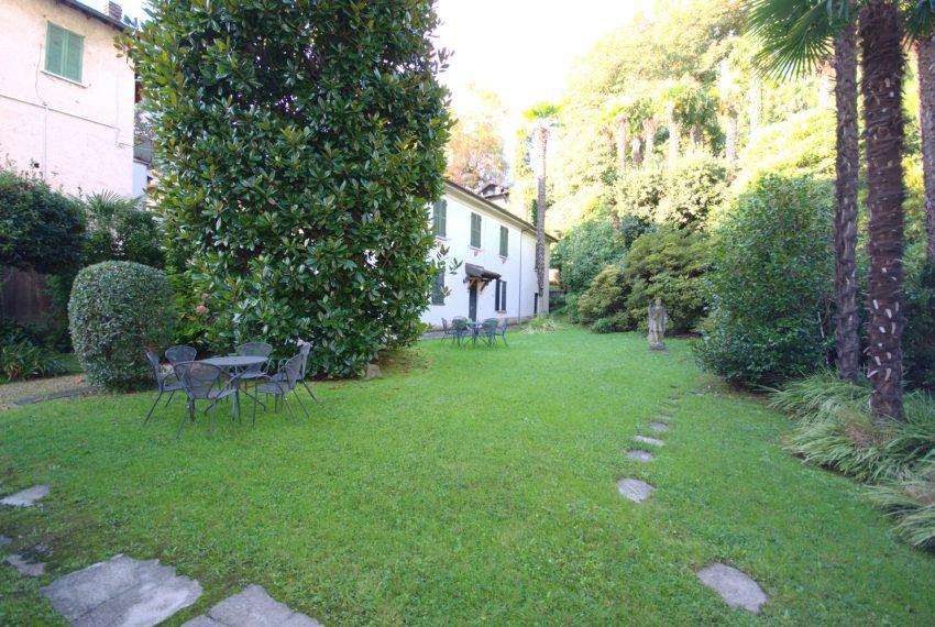 Griante appartamenti in villa storica fronte lago. lago di Como (4)