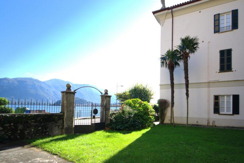 Griante appartamenti in villa storica fronte lago. lago di Como (5)