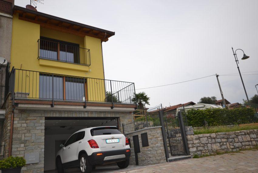 Ossuccio Lago di Como nuovissima villetta in vendita vista lgo (1)